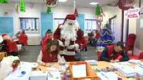 Ouverture du secrétariat du Père Noël