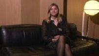 """Interview de Louane et interprétation d'un titre pour son nouvel album """"Louane"""""""