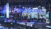 Plans d'ensemble du salon Paris Games Week