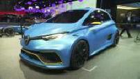 Geneva Motor Show Renault news