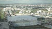 External Views of the U Arena