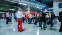 Time lapse stand de restauration rapide au U Arena