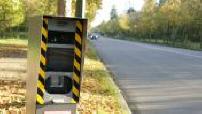 Automatic radar fixed to Bois de Boulogne