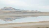 La route des bisons : Cartes postales d'Antelope Island - Lac salé Utah