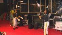 Cirque Phenix: Performing illustrations Cirkafrika 3 (Part 2)