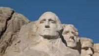 La route des bisons : Mont Rushmore