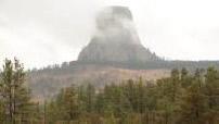 La route des bisons : Gillette, Devils Tower