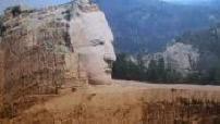 La route des bisons : Crazy Horse Memorial