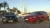Match Hyundai i30 Renault Megane