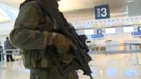 Vigipirate attack alert: Security measures at Roissy Charles de Gaulle Airport
