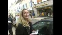 régionales 2004 : Marine le Pen en campagne