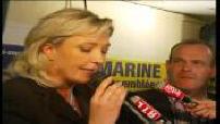 Législatives 2007 : Marine Le Pen battue