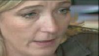 13ème congrès FN : rééelection de JM Le Pen à la présidence, seul candidat en lice
