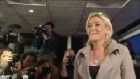FN : la Course à la présidentielle au lendemain des cantonales