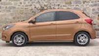 Test Ford Ka ,