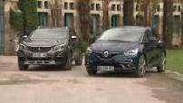 Match 3008 Renault Scenic IV