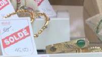 Jewelery balances begin!
