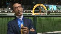 Interview d'Olivier Doleuze, jockey français installé à Hong Kong