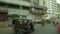 Camera onboard on a street in Jodhpur