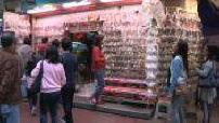 Hong Kong exotic fish market