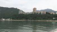 Repulse Bay on Hong Kong Island