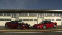 Test Honda NSX