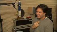 Interview de Brian Torres dans son studio d'enregistrement