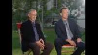 Deauville Festival: Ill. Tom Hanks and Steven Spielberg