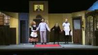 Hotel Paradiso, a show of Flöz family part 3