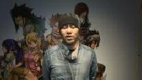 Meeting with the manga artist Hiro Mashima at the Angoulême festival part 2