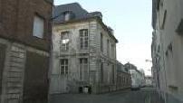 Gendarmerie et place de Arras