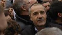 nationalist demonstration in Ajaccio
