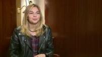 "Itw of Lartigau Karin Viard Louane Emera ""Family Aries"""