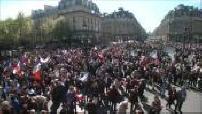 1er mai : défilé du Front National