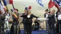 1er mai : rassemblement du Front National et discours de Marine Le Pen (1/3)