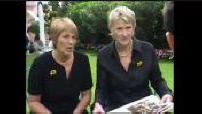 Calendar Girls: Interview Angela Baker & Tricia Stuart