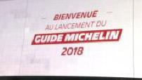Edition 2018 ceremony Michelin