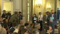 Nicolas Hulot presents its climate plan 1/3