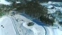 LE MAG :  le Parc de Thoiry sous la neige