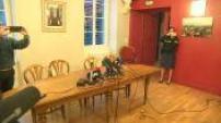 Case Maëlys / confession Nordahl Lelandais: press conference of prosecutor