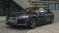 Test the Audi A5 Sportback