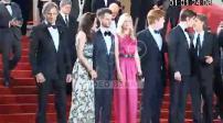 """Festival de Cannes 2012 : Montée des marches pour le film """"Holy Motors"""""""