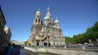 Cartes postales de Saint Petersbourg : Cathédrale Saint-Sauveur