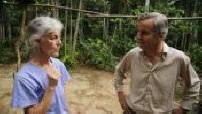 Meet Sara Bennett, biologist that collects in the Amazon monkeys part 1