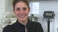 Portrait of Sophie Vidal, chocolate (3)