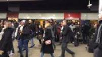 Grève SNCF : deuxième jour de grève