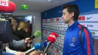 Interviews after the title PSG against Monaco