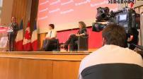 Justin Trudeau meets Sciences Po Paris students