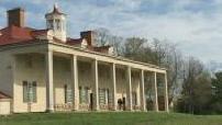 Illustration de la Maison Blanche et de Mount Vernon