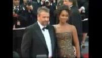 60ème Festival de Cannes : montée des marches cérémonie d'ouverture du Festival de Cannes